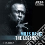 The legend cd musicale di Miles Davis