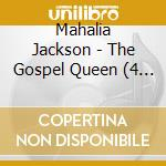 The gospel queen cd musicale di Mahalia Jackson