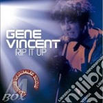 Rip it up cd musicale di Gene Vincent