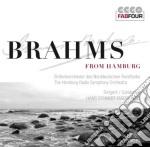 Brahms, Johannes - From Hamburg - 4cd cd musicale di Johannes Brahms