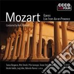 Mozart, Wolfgang Ama - Opera Live In Aix-en-provence - 4cd cd musicale di Wolfgang ama Mozart