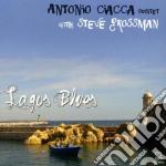 Antonio Ciacca / Steve Grossman - Lagos Blues cd musicale di Gros Ciacca antonio
