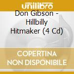 Hillbilly hitmaker cd musicale di Don Gibson
