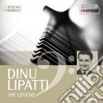 Lipatti, Dinu - The Legend - 4cd cd musicale di Dinu Lipatti