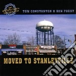 Constanten, Tom - Moved To Stanleyville cd musicale di Tom Constanten