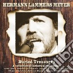 Hermann Lammers-meye - Buried Treasures cd musicale di Lammers-meye Hermann