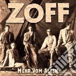 Zoff - Mehr Vom Alten cd musicale di Zoff