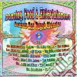 Dancing, food & entertainment cd musicale di Artisti Vari
