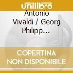 Vivaldi & Telemann - Flautissimo cd musicale di Vivaldi/telemann