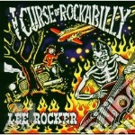Curse of rockabilly cd musicale di Lee Rocker