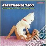Electronic toys cd musicale