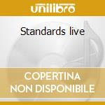 Standards live cd musicale