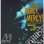 Mercy,mercy,mercy cd musicale di Cannonball Adderley