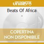 MOM:BEATS OF AFRICA cd musicale di ARTISTI VARI