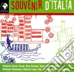 MOM:SOUVENIR D'ITALIA cd musicale di ARTISTI VARI