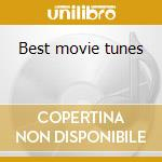 Best movie tunes cd musicale