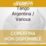 MOM:TANGO ARGENTINA cd musicale di ARTISTI VARI