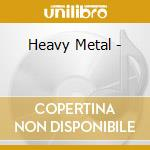 MOM:HEAVY METAL cd musicale di ARTISTI VARI