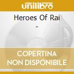 MOM:HEROES OF RAI cd musicale di ARTISTI VARI