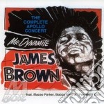 Brown James - Mr. Dynamite - The Complete Apollo Conce cd musicale di James Brown