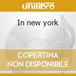 In new york cd musicale