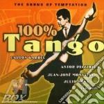 100% TANGO cd musicale di ARTISTI VARI