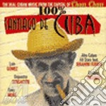 100% SANTIAGO DE CUBA cd musicale di ARTISTI VARI