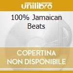 100% JAMAICAN BEATS cd musicale di ARTISTI VARI