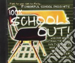 100% SCHOOL'S OUT! cd musicale di ARTISTI VARI