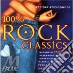 100% ROCK CLASSICS PART TWO cd musicale di ARTISTI VARI