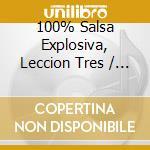 100% salsa explosiva vol.3 cd musicale di Artisti Vari