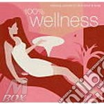 100% WELLNESS/Relaxing Sounds cd musicale di ARTISTI VARI