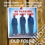 Old folks cd musicale di Garrett