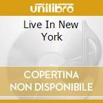 LIVE IN NEW YORK cd musicale di DAVIS MILES+JOHN COLTRANE