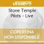Live cd musicale di Stone temple pilots