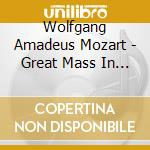 Messa k427 cd musicale di Wolfgang Amadeus Mozart