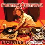 Metro Stars - Cookies & Milk cd musicale di METRO STARS