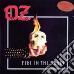 Oz - Fire In The Brain cd musicale di Oz