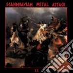 Scandinavian Metal Attack 2 cd musicale