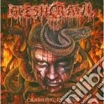 Fleshcrawl - Crawling In Flesh cd musicale di FLESHCRAWL