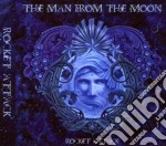 ROCKET ATTACK cd musicale di T Man from the moon