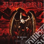 Bathory - In Memory Of Quorthon Vol.2 cd musicale di BATHORY