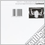 Lustmord - A Document Of Early Accoustic cd musicale di LUSTMORD