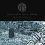 DER TOD IST EIN TREUER KAMERAD            cd musicale di Le testament de la l