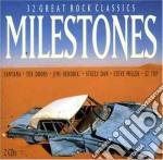 Milestones (2 Cd) cd musicale di ARTISTI VARI