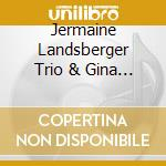 Samba in june cd musicale di Jermaine Landsberger