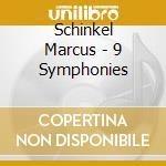 9 SYMPHONIES                              cd musicale di Marcus Schinkel