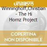The hi hornz project cd musicale di Christia Winninghoff
