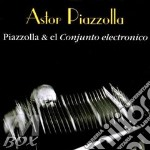 PIAZZOLLA & CONJUNTO ELECTRONICO cd musicale di PIAZZOLLA ASTOR
