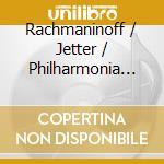 Piano concerto n4 sinphonia n3 cd musicale di Rachmaninov